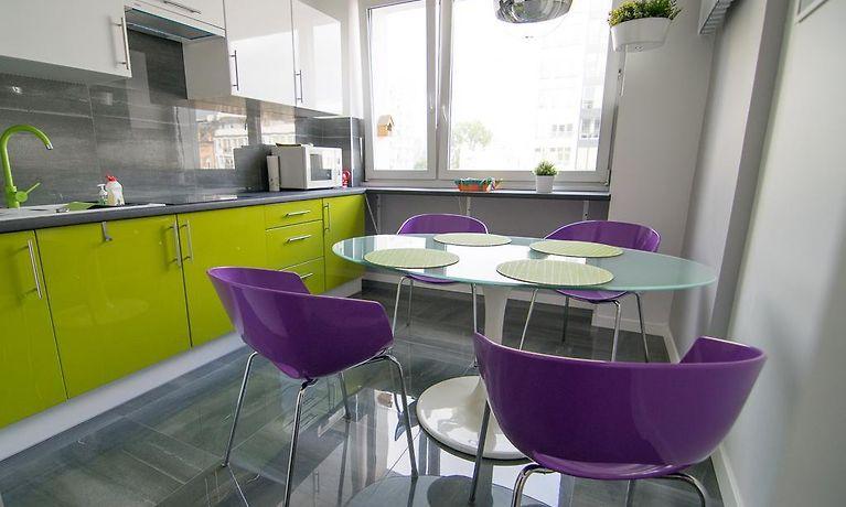 Bright Apartment Hoza Varsovia